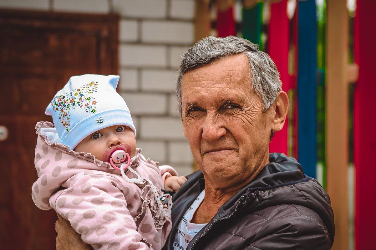 Прадед - Кирилл Лунин