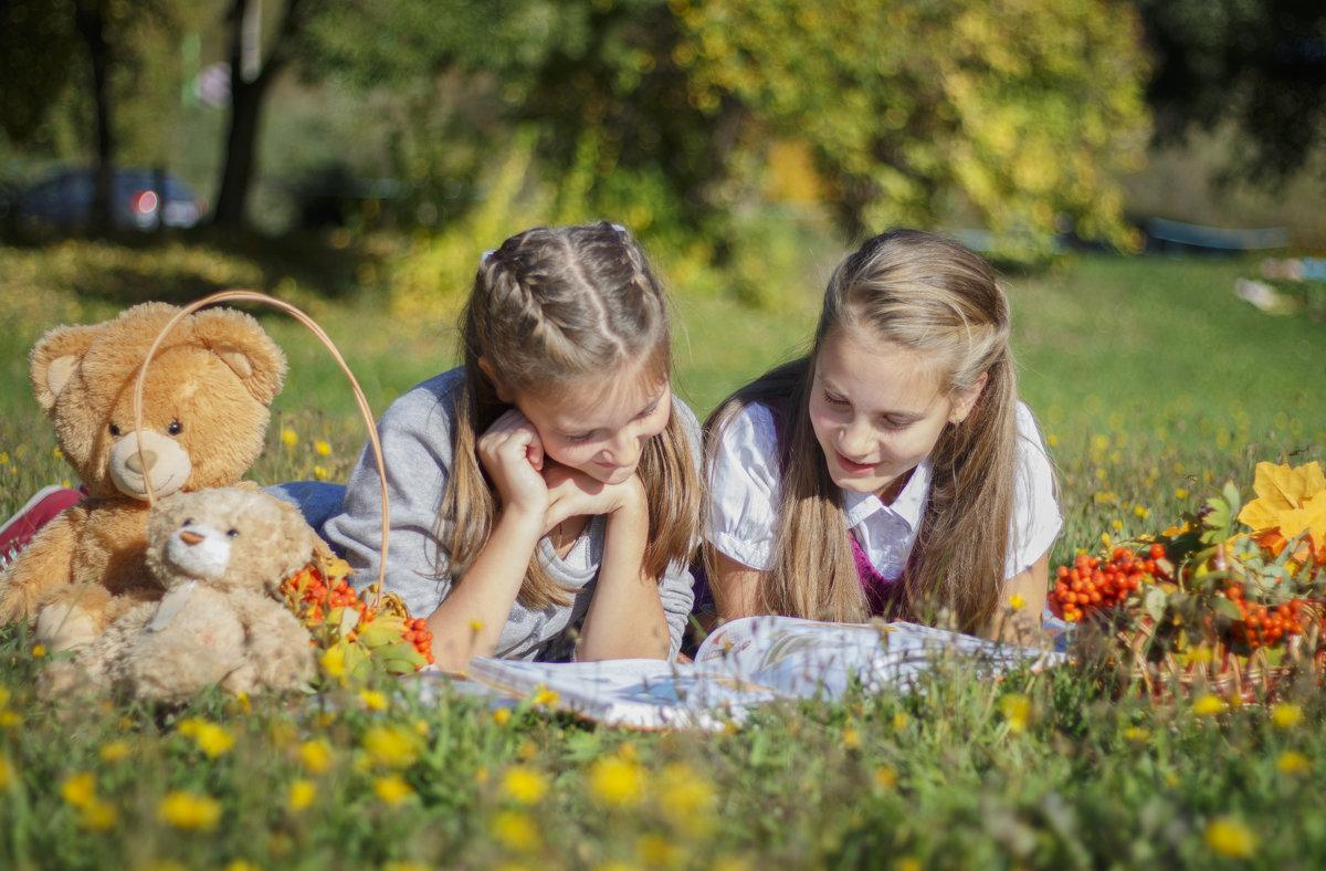 Осень - время теплых бесед! - Анна Толмачева