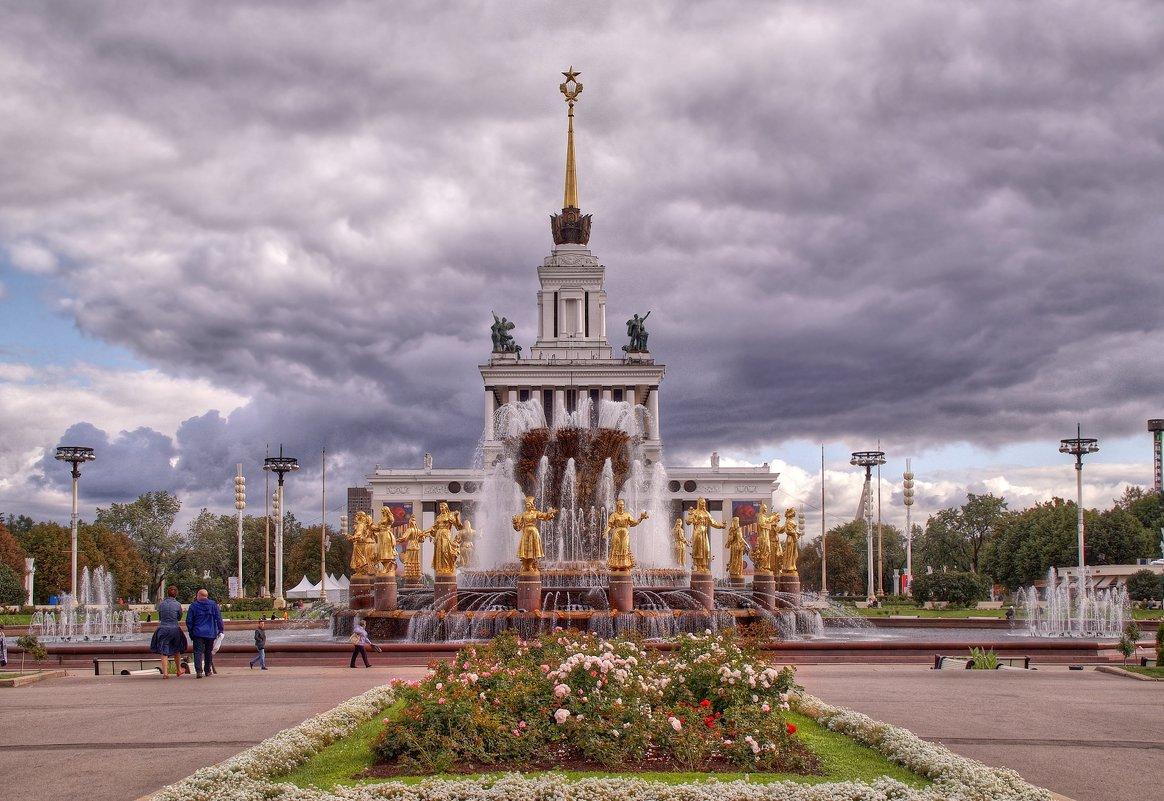 Главный павильон ВДНХ - Наталья Лакомова