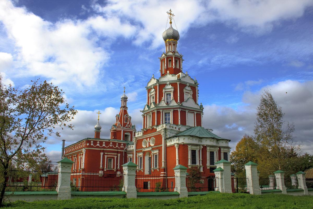 """""""Красота церкви."""" - victor buzykin"""