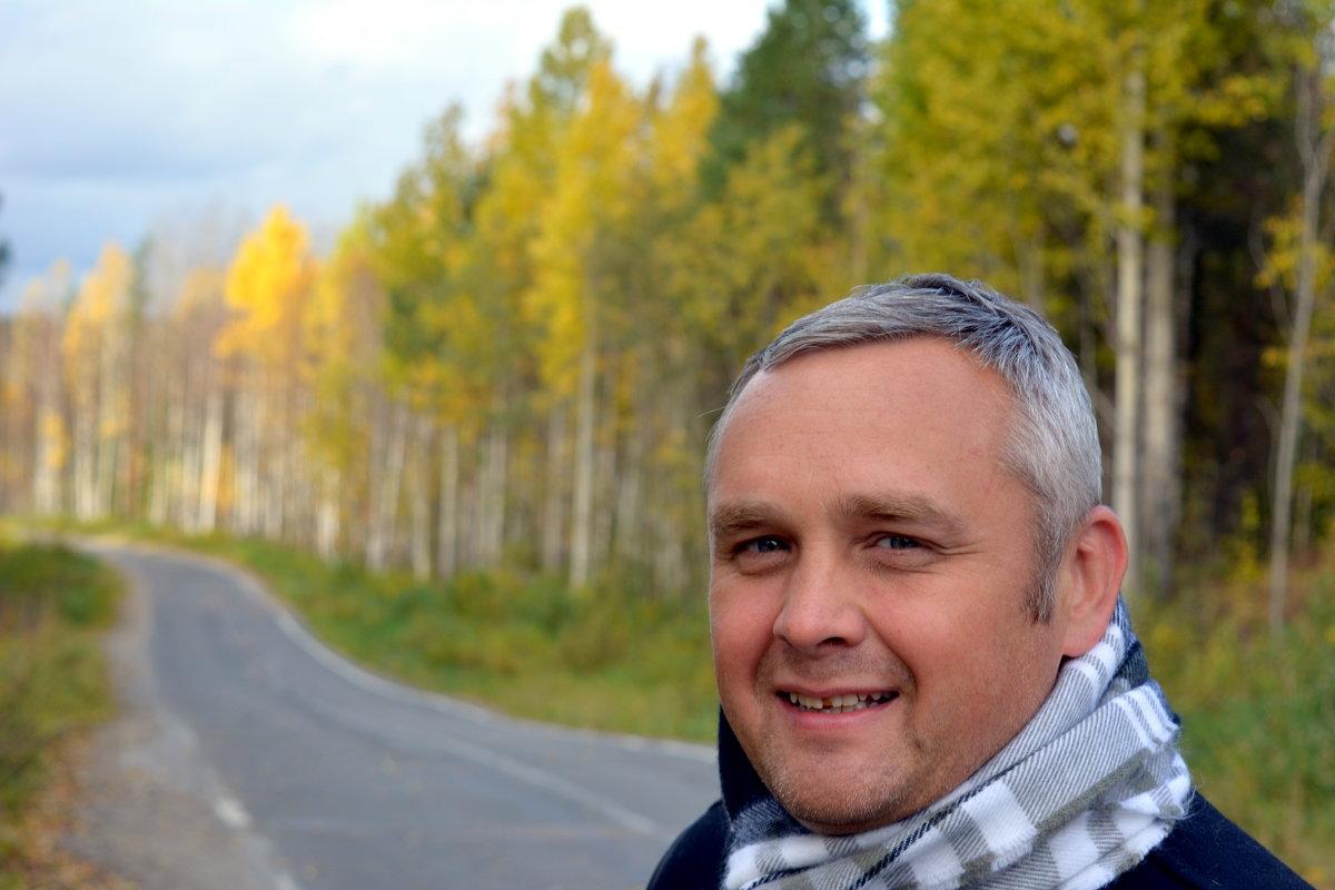 Я и золотая осень!) - Михаил Поскотинов
