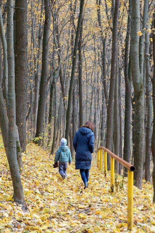Ушли в осень... - Екатерина и Иван Гирда