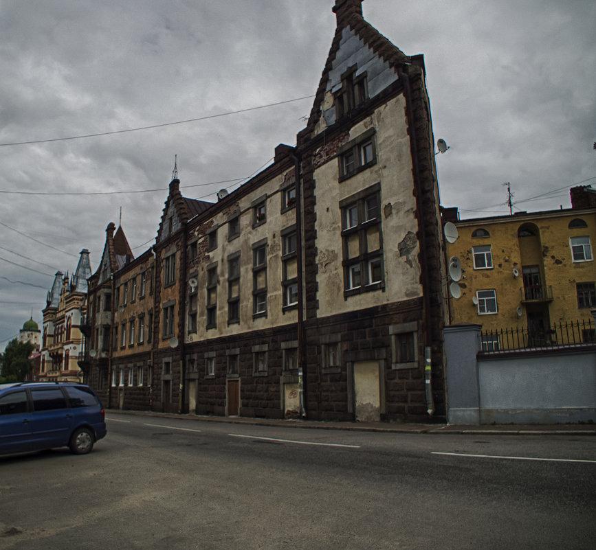 Плоский дом - Александр Зенченко