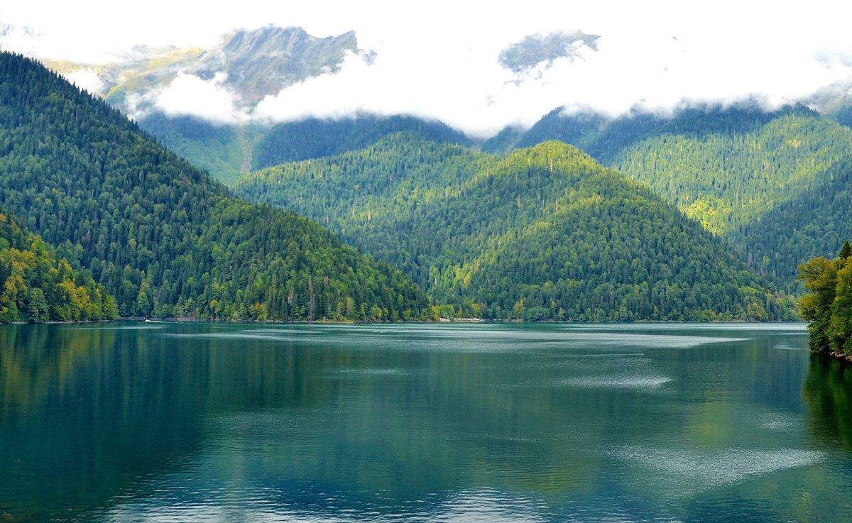 Озеро Рица - Владимир Болдырев