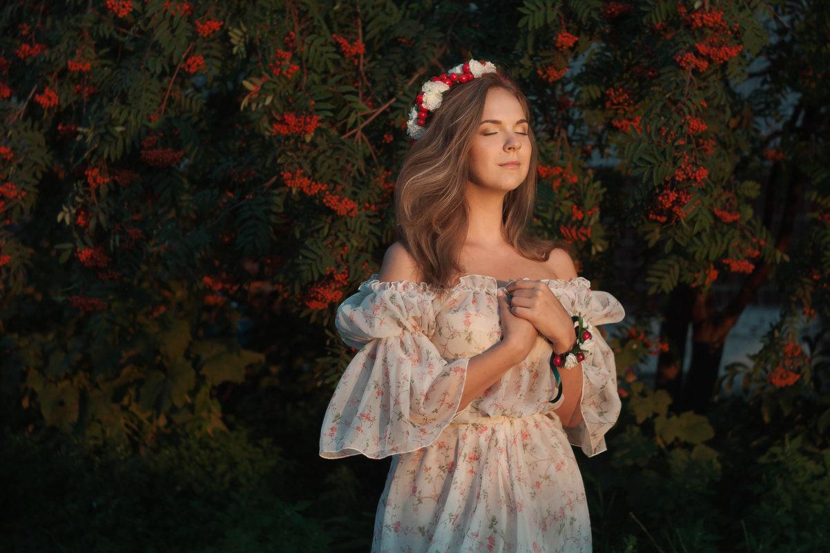 Ольга - Мария Евстафьева