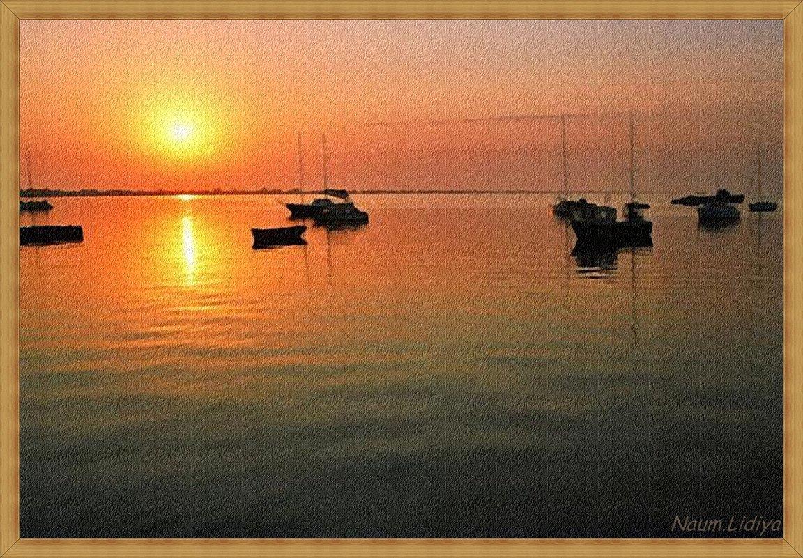 Золотые кораблики - Лидия (naum.lidiya)