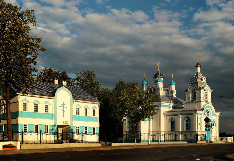 Церковь Преподобной Марии Египетской - Владимир