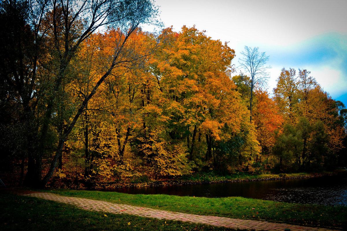 Осень - Ирина