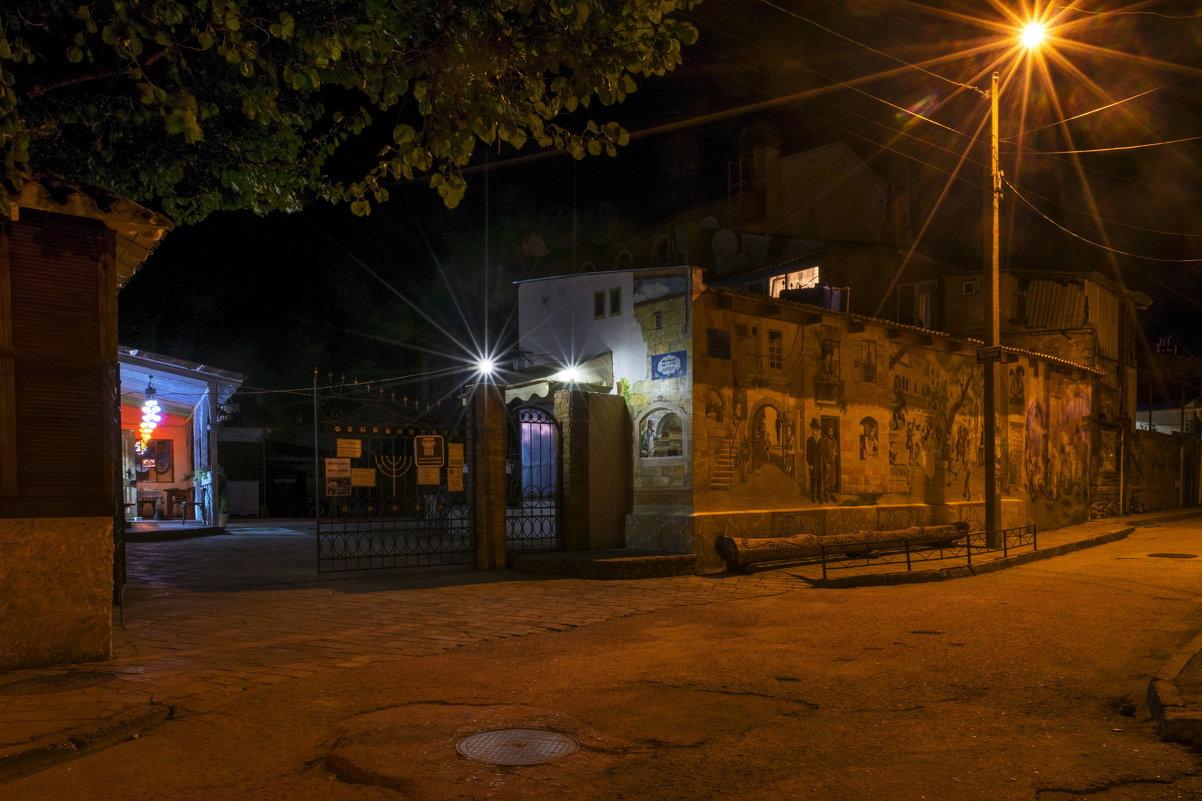 У синагоги Егие-Капай - Игорь Кузьмин