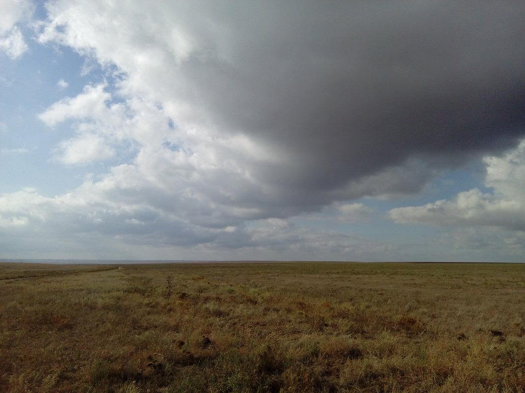 Калмыцкая степь - София