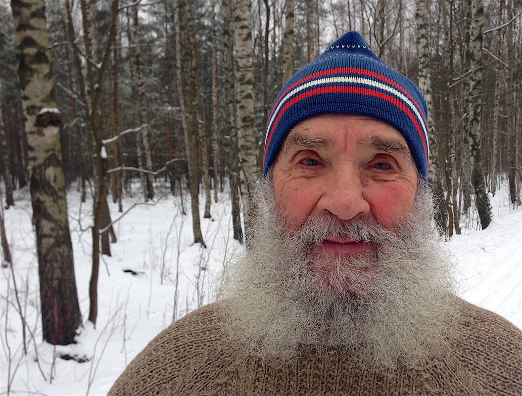 90 лет на лыжах. - Leonid Volodko