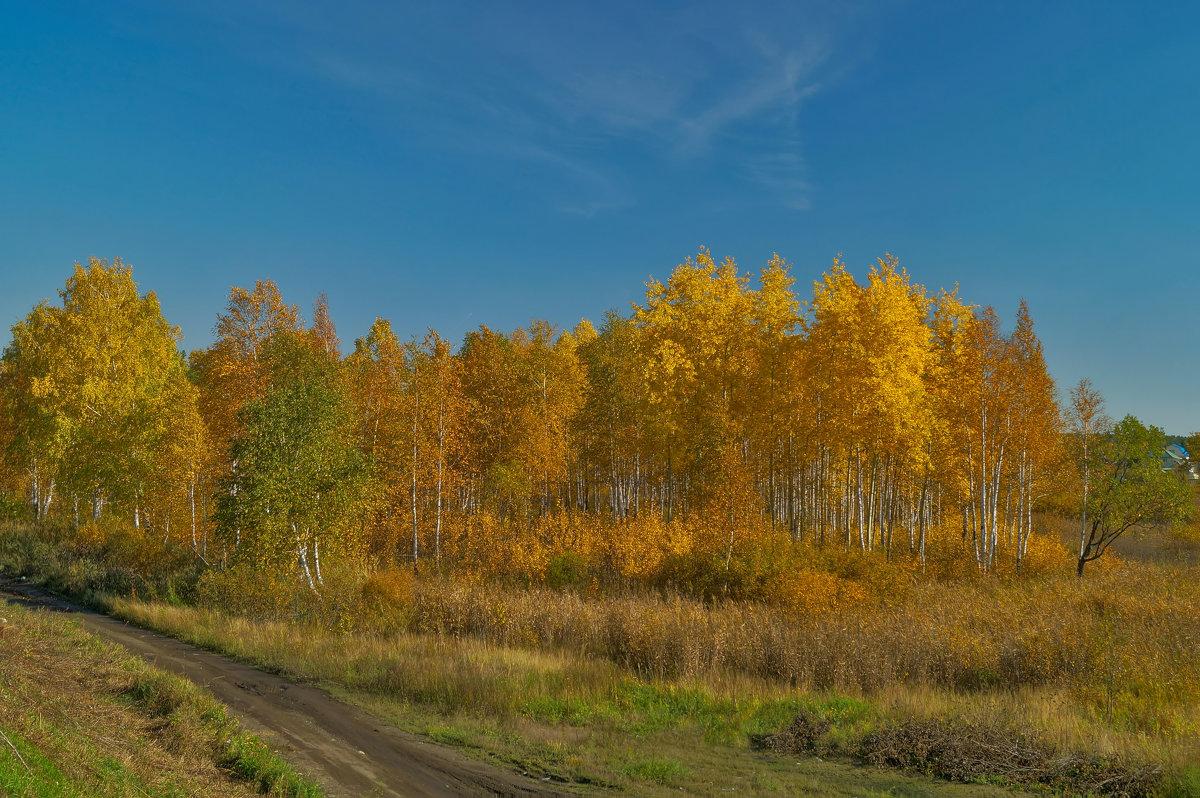 Осень - Александр Смирнов