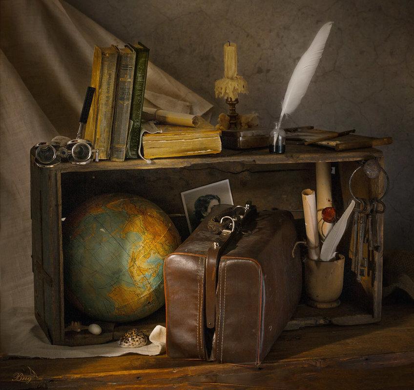 На закате - Victor Brig