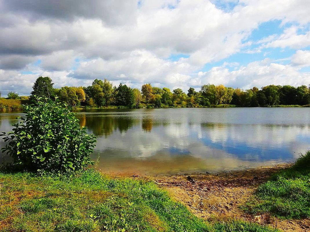 Озеро в окрестностях Космодемьянского - Маргарита Батырева