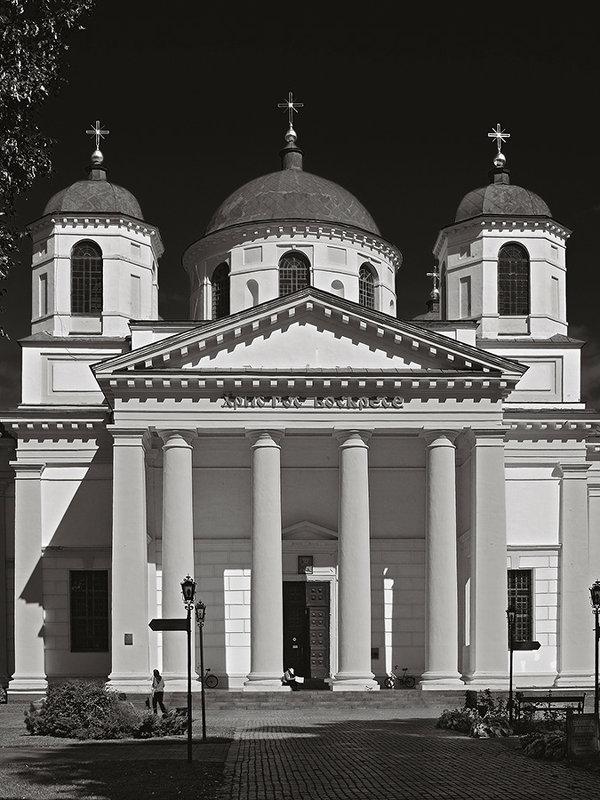 Преображенский собор. - Андрий Майковский