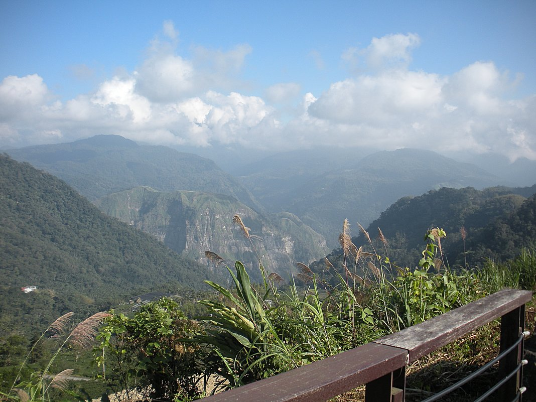 Горы Тайваня - Виталий Селиванов