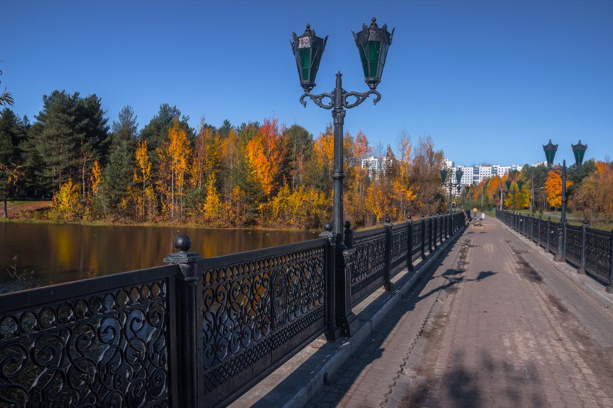 Млст через р.Сайиа - Николай