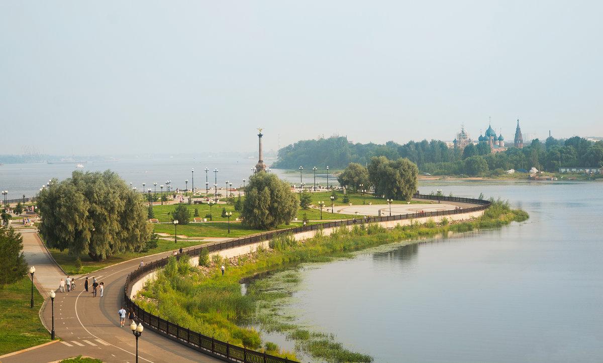 парк Стрелка - Лия Таракина