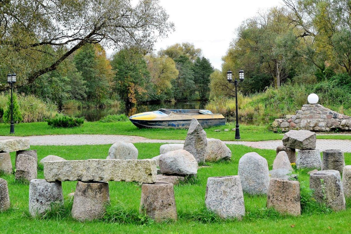 Стоунхендж построили ктойты или кельты, в общем как-то так - Сергей Крошин