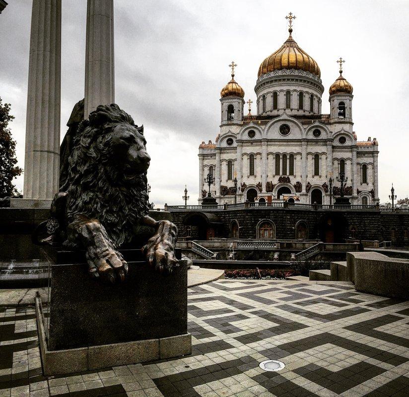 Храм - AristovArt