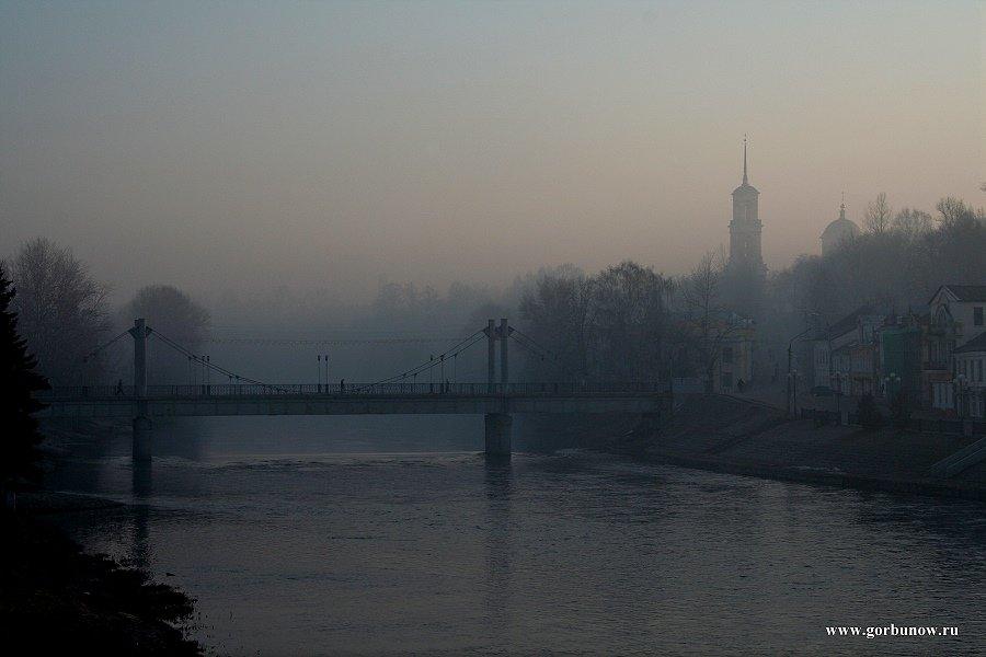 Утро туманное - Александр Горбунов