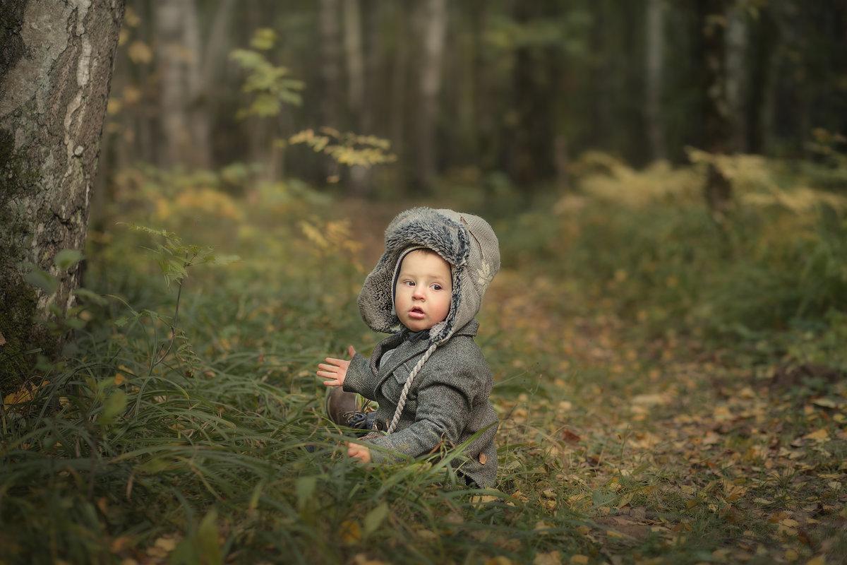 Тихо в лесу - Anna Lipatova
