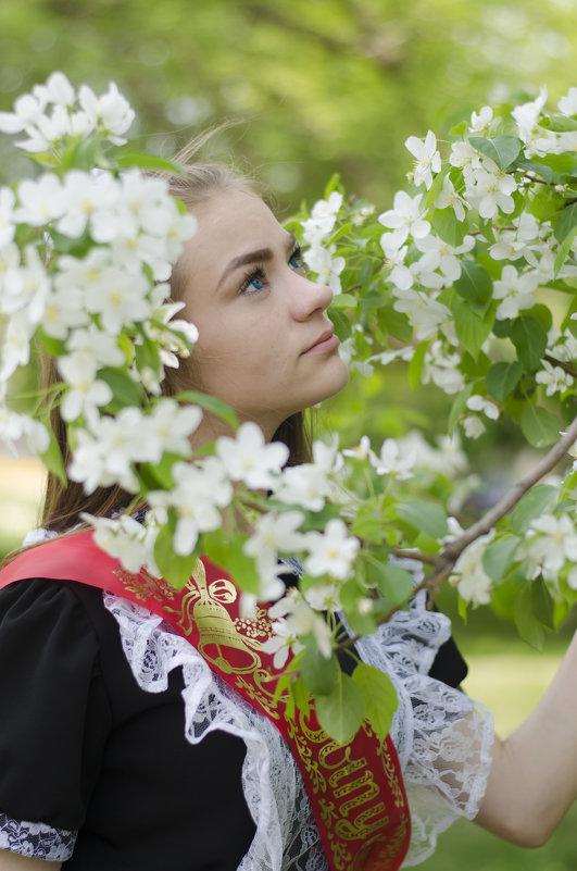 выпускница 2016 - Ольга Русакова