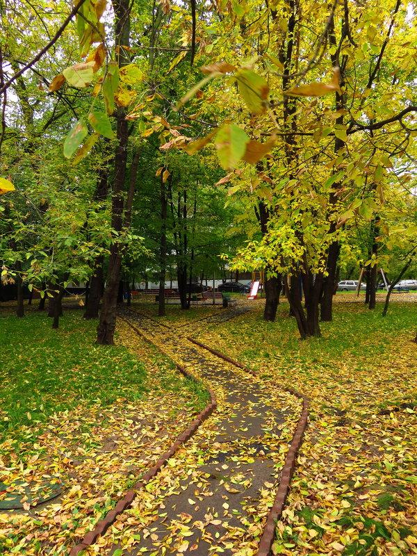 И до нас дошла Золотая (последний день сентября) - Андрей Лукьянов
