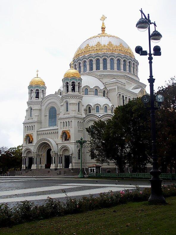 Морской собор в Кронштадте - Александра Кускова