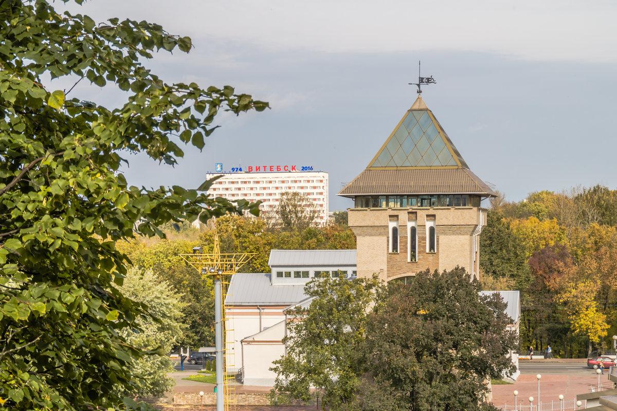 Башня - Александр Витебский