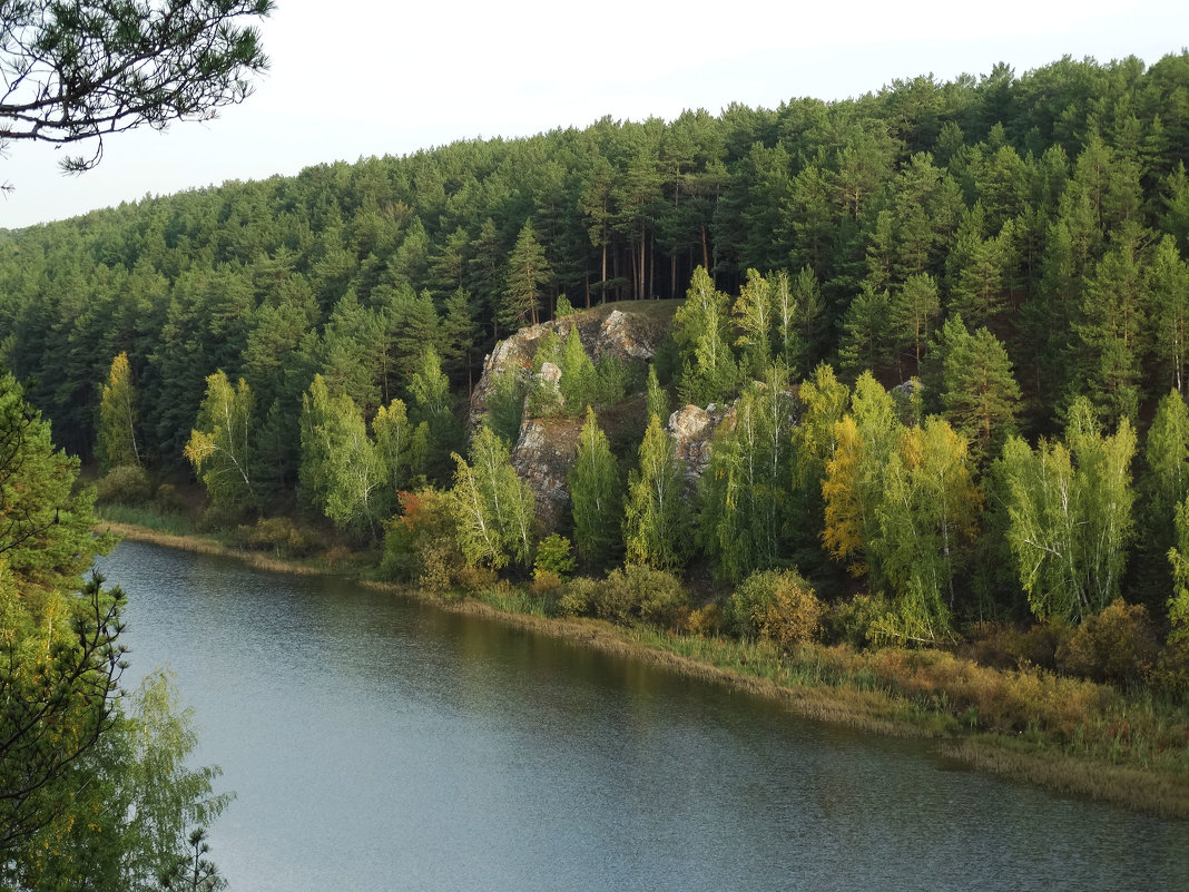 Осень на Каменке - Александр Подгорный