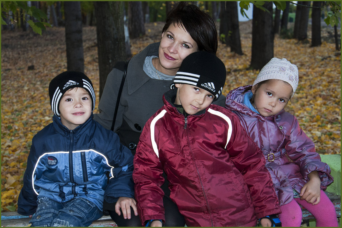 Осенний портрет... - Дмитрий Петренко