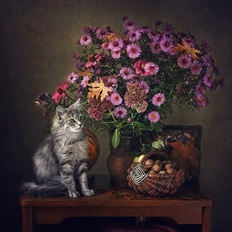 Подружка осень - Ирина Приходько