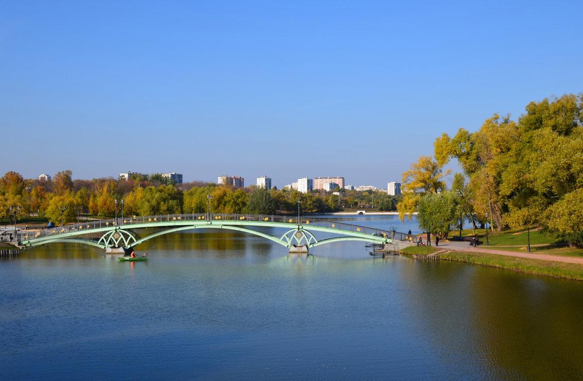Осень в Царицыно - Ольга