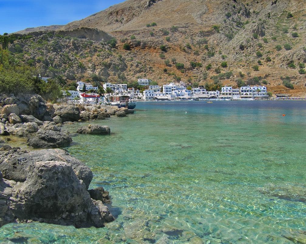 о.Крит - Yorika