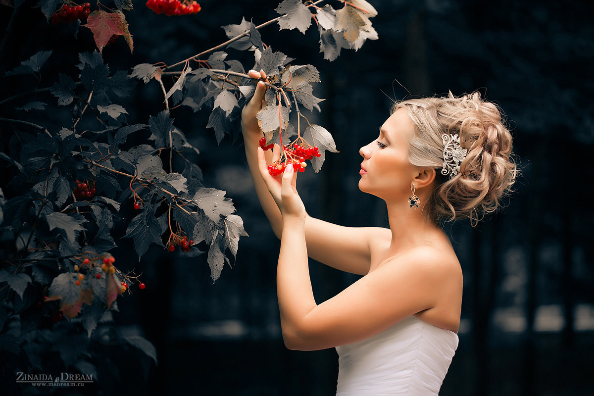 Невеста - Зинаида Дрим