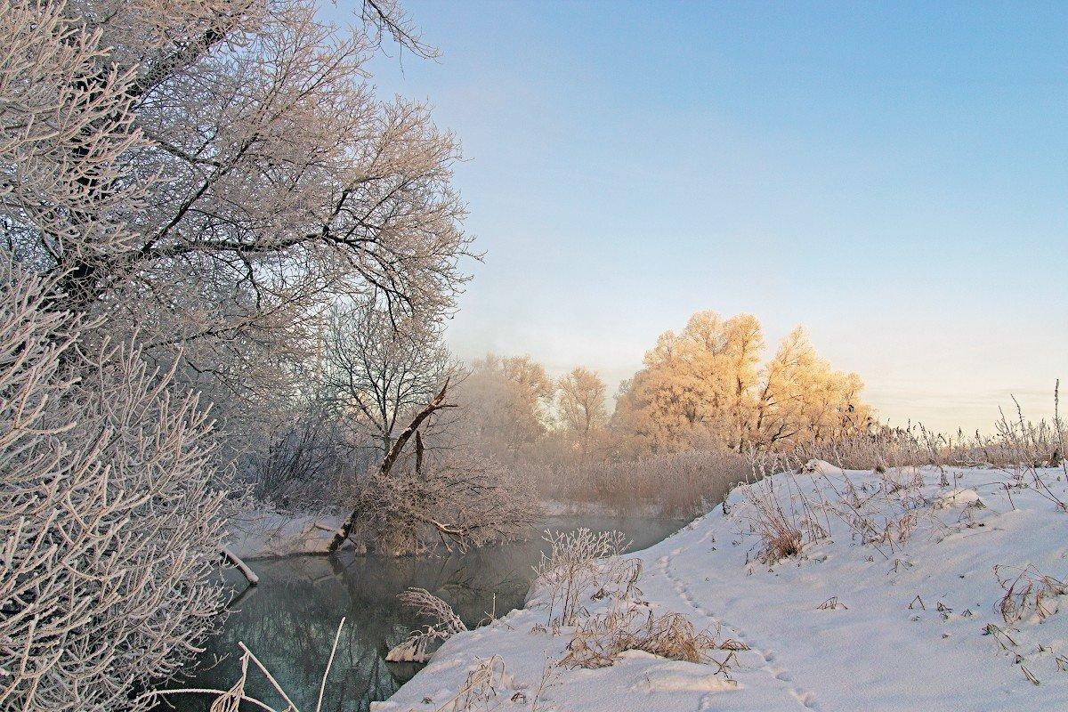 Утренний свет. - Анатолий Круглов