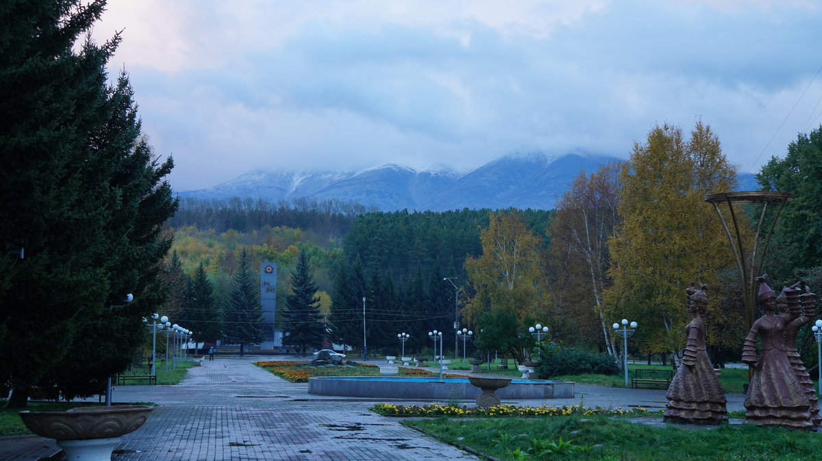 просто осень... - Alexandr Staroverov