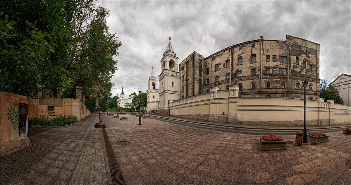 Иоанно-Предтеченский женский монастырь - Олег Фролов