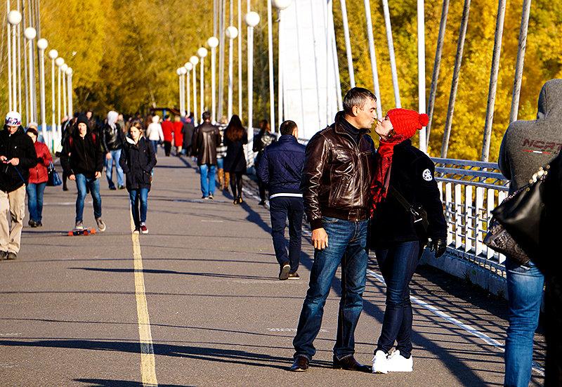 Осенний поцелуй - Екатерина Торганская