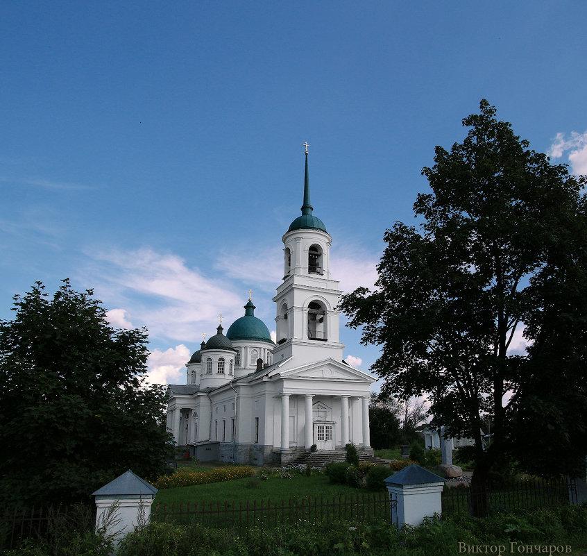 Надкопанье. Церковь Рождества Христова - Laryan1