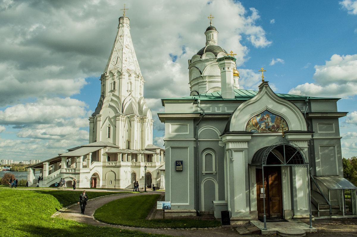 В Коломенском - Александр Аполонов