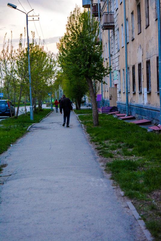 Прогулка по городу - Света Кондрашова