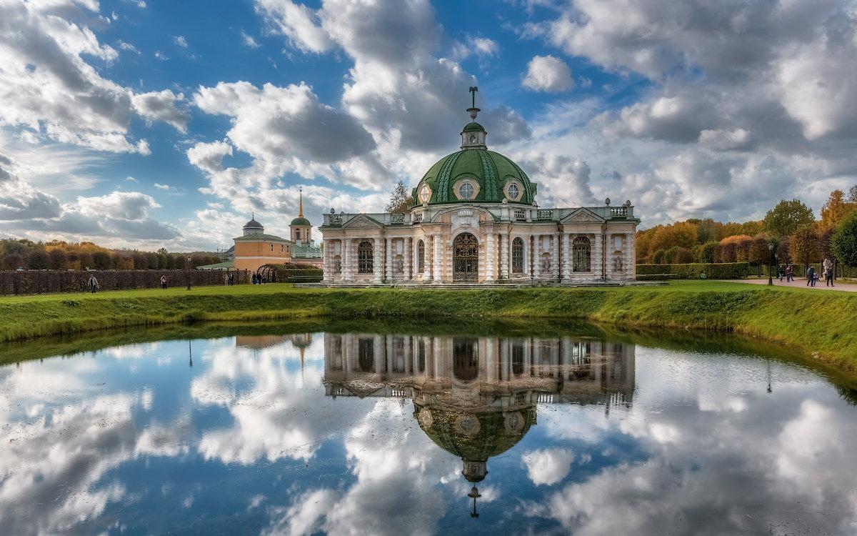 Кусково - Оксана Ермихина