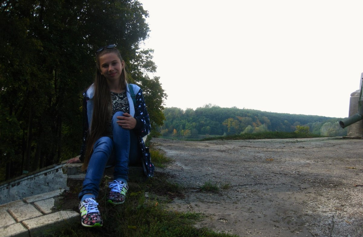 Природа - Анна