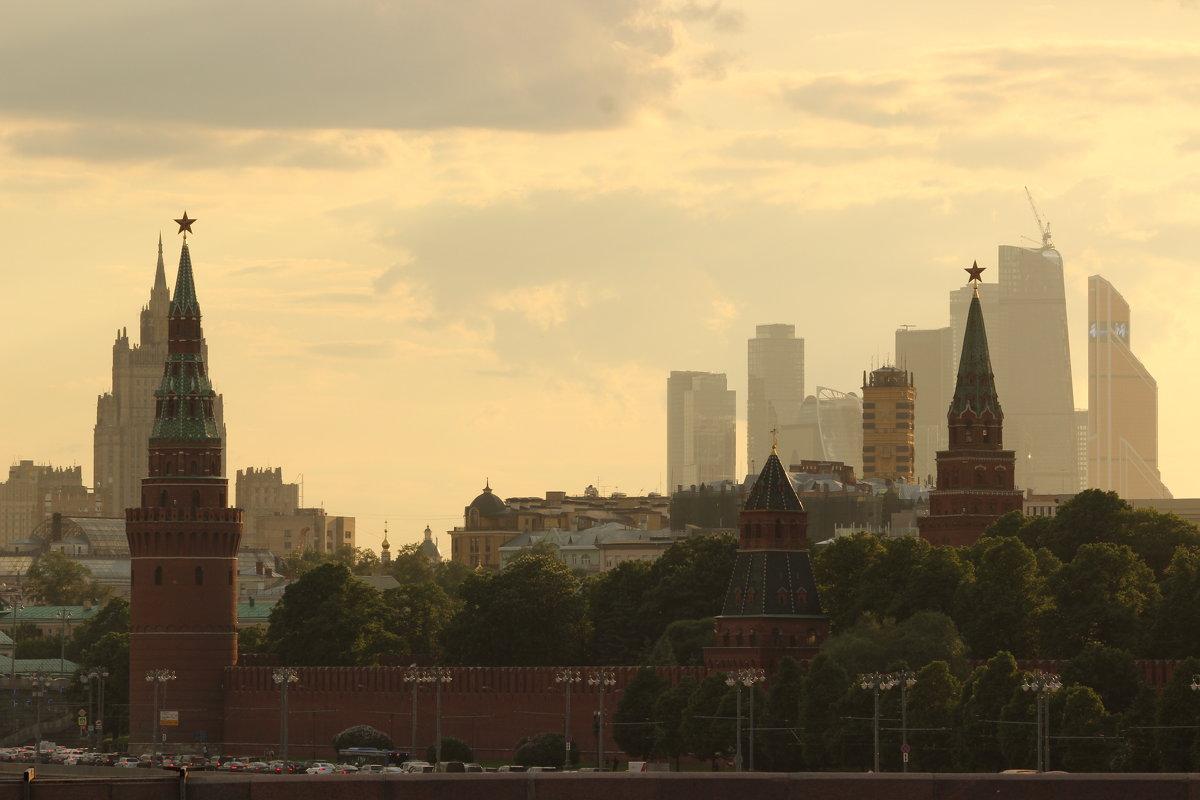 Москва - Наталья Нарсеева