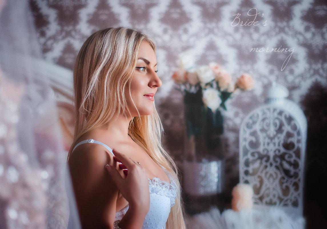 Утро невесты(виктория) - Ольга Егорова
