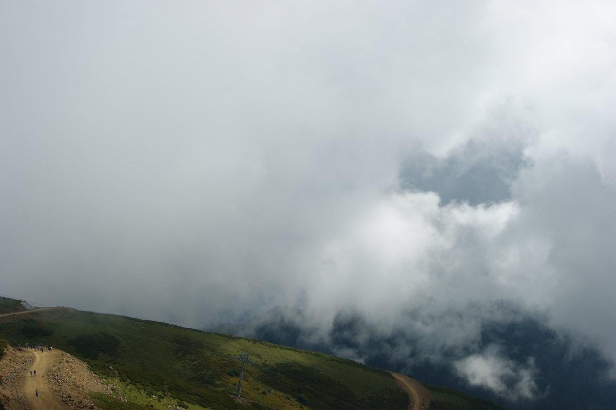 В облаках - nika555nika Ирина