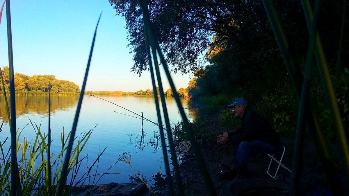 Идеальный Астраханский пейзаж - Алена