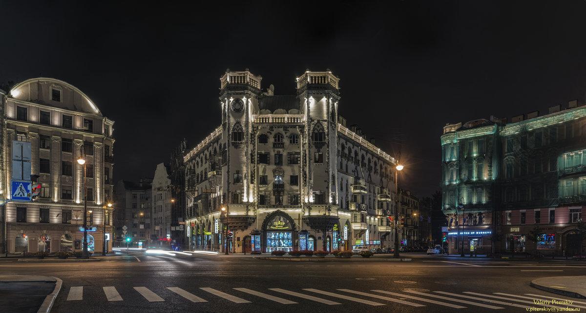 Площадь Льва Толстого** - Valeriy Piterskiy